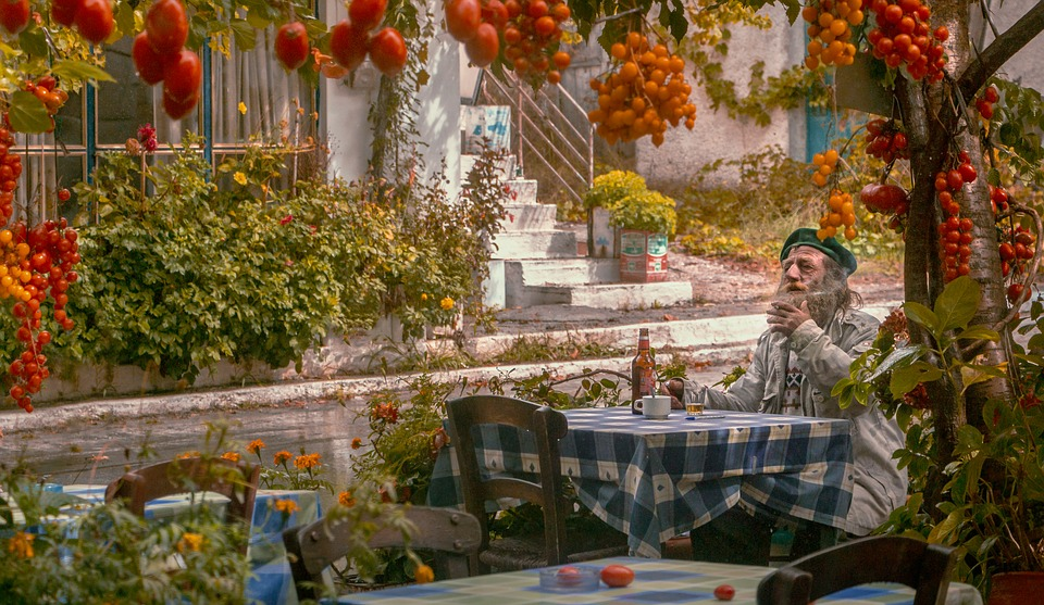 Prendre soin de son potager de jardin.